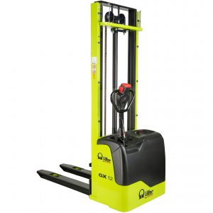 Electric Pallet Stacker - Image