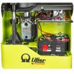 Electric Pallet Stacker 1200kg GX Battery