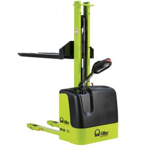 Electric Stacker Truck - Image