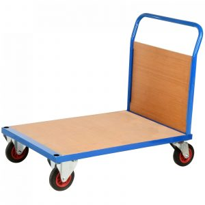Flatbed Trolley - Image
