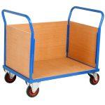 Heavy Duty Industrial Platform Trolley