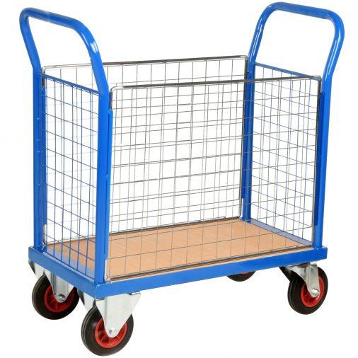 Heavy Duty Mesh Sided Trolley