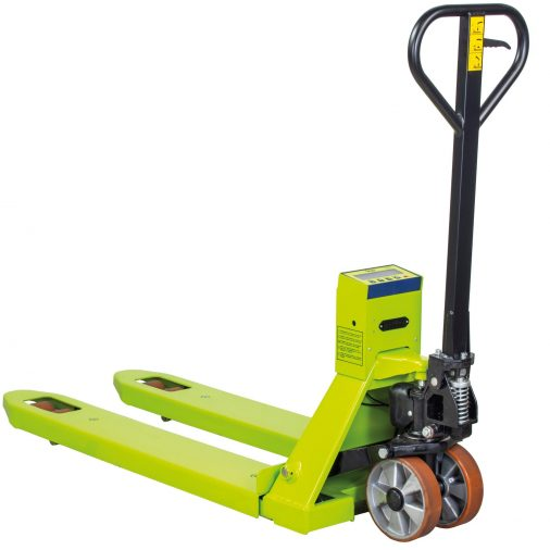 Pallet Truck with Weigh Scales 2500kg