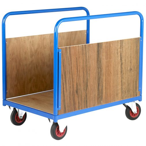 Platform Trolley with Sides