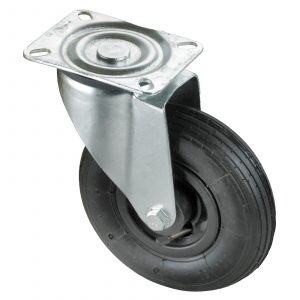 Flatbed Trolley Pneumatic Tyre