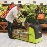 Powered Pallet Truck 1200kg Supermarket