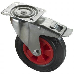 Stainless Steel Platform Trolley Stop Brake