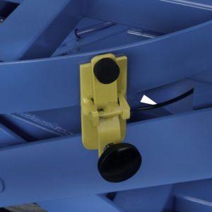 Bishamon Pallet Positioner Platform Brake