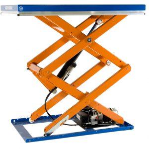 Double Scissor Lift Platform 1000kg - Image