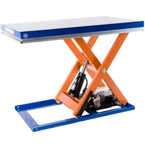 Electric Hydraulic Lift Table 1000kg - Image