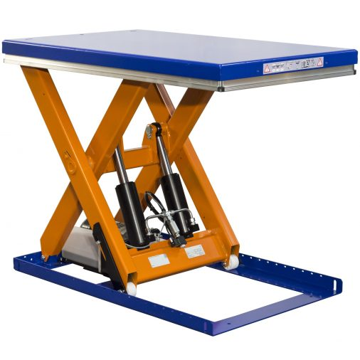 Heavy Duty Electric Scissor Table 1000kg
