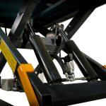 Double Scissor Lift Table Hydraulics