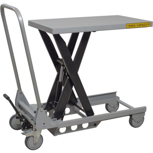 Lightweight Aluminium Lift Table 150kg