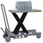Lightweight Lift Table 150kg Loaded
