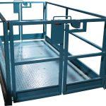 Load Bay Lift Platform