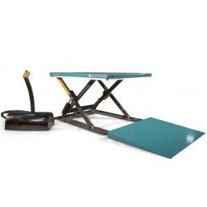 Low Profile Electric Scissor Lift Table - Image