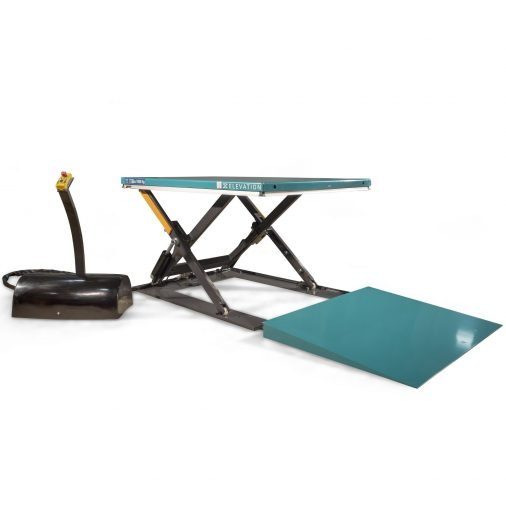 Low Profile Electric Scissor Lift Table BDHY1001