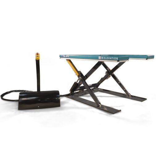 Low Profile Pallet Lift Table BDHY1000