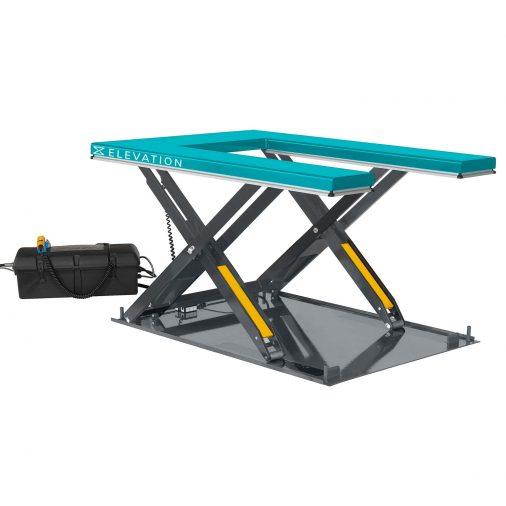 Pallet Scissor Lift for Euro Pallets