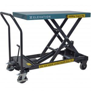 Scissor Lift Table 500kg - Image