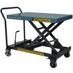 Scissor Lift Table 500kg Front
