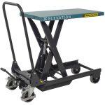 Hydraulic Scissor Lift Trolley 150kg