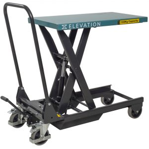 Scissor Lift Trolley 150kg - Image