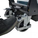 Scissor Lift Trolley 150kg Brake
