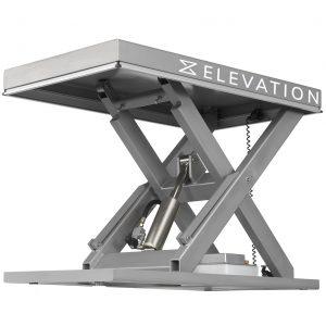 Stainless Steel Scissor Lift Table - Image