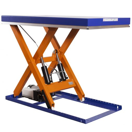 Static Scissor Lift Table 1500kg