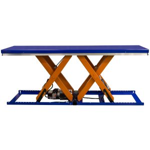Tandem Hydraulic Lift Table - Image