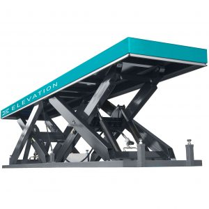 Tandem Scissor Lift Table - Image