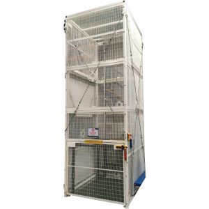 Warehouse Goods Lift - Image