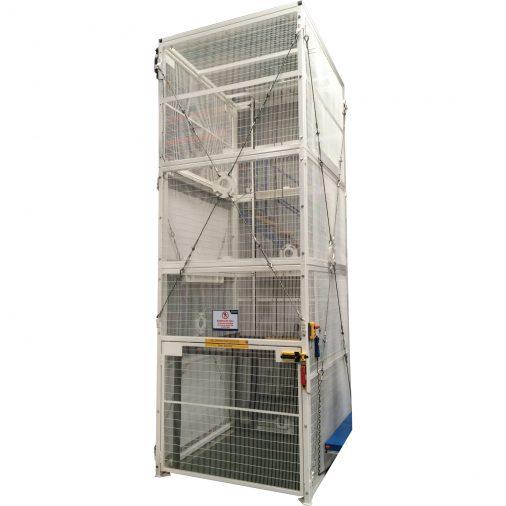 Hydraulic Warehouse Goods Lift