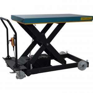 Battery Powered Lift Table 1250kg - Image
