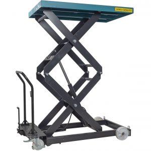 Double Scissor Lift Table 500kg - Image