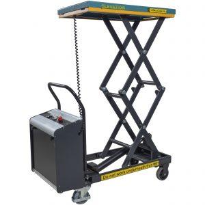 Electric Hydraulic Scissor Lift Table 125kg - Image