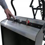Electric Hydraulic Scissor Lift Table 125kg Battery
