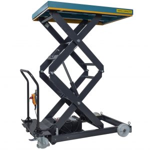 Electric Lift Table 500kg - Image