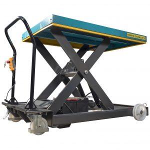 Electric Scissor Lift Table 1000kg - Image