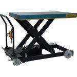 Mobile Electric Scissor Table Lift