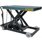 Electric Scissor Table Lift 800kg Front
