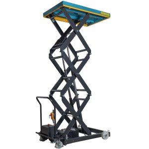 Electric Scissor Table 500kg - Image