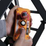 Electric Scissor Table 500kg Control