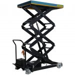 Electric Scissor Table 500kg Middle