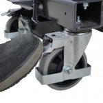 Hydraulic High Lift Table Cart 125kg Brake