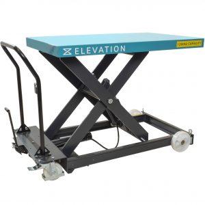 Hydraulic Platform Trolley 1250kg - Image