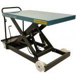 Hydraulic Platform Trolley 1250kg Front