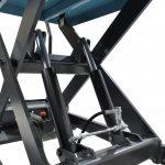 Hydraulic Platform Trolley 1250kg Rams