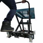 Hydraulic Platform Trolley 1250kg Pedal